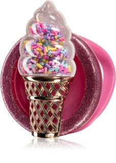 Bath & Body Works Ice Cream Cone scentportable holder for car