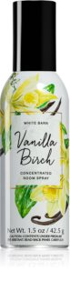 Bath & Body Works Vanilla Birch spray pentru camera I.