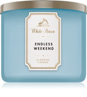 Bath & Body Works Endless Weekend vonná sviečka