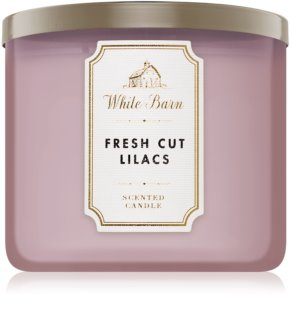 Bath & Body Works Fresh Cut Lilacs lumânare parfumată  I.