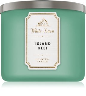 Bath & Body Works Island Reef vela perfumada