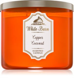 Bath & Body Works Copper Coconut ароматна свещ
