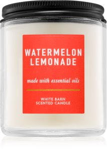 Bath & Body Works Watermelon Lemonade illatos gyertya  III.