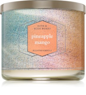 Bath & Body Works Pineapple Mango lumânare parfumată  I.