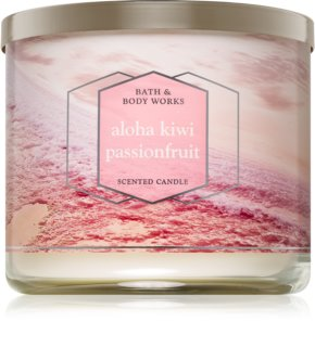 Bath & Body Works Aloha Kiwi Passionfruit doftljus