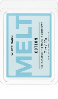 Bath & Body Works White Cotton wax melt
