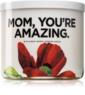 Bath & Body Works Watermelon Lemonade vonná sviečka (Mom, you're amazing)