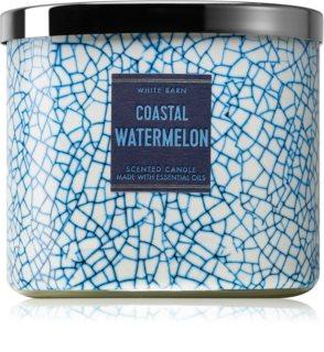 Bath & Body Works Coastal Watermelon vonná sviečka