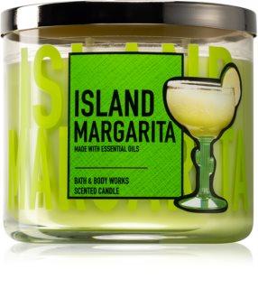 Bath & Body Works Island Margarita duftkerze  IV.