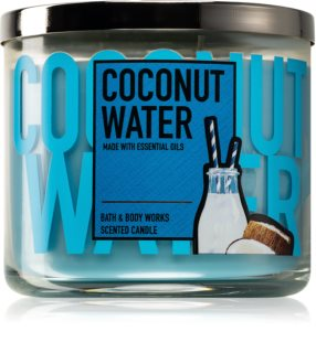 Bath & Body Works Coconut Water vela perfumada