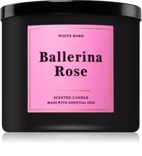 Bath & Body Works Ballerina Rose lumânare parfumată