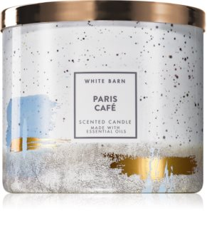 Bath & Body Works Paris Café scented candle