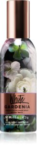 Bath & Body Works White Gardenia spray para el hogar