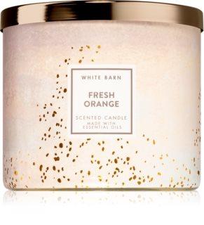 Bath & Body Works Fresh Orange vonná sviečka