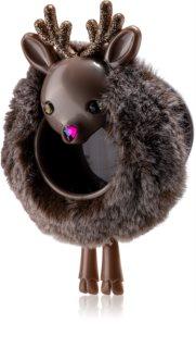 Bath & Body Works Fuzzy Reindeer soporte para ambientador de coche colgante