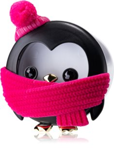 Bath & Body Works Penguin Pal suporte para ambientador de carro suspenso