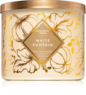 Bath & Body Works White Pumpkin candela profumata