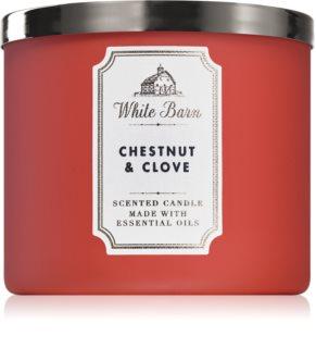 Bath & Body Works Chestnut & Clove duftkerze