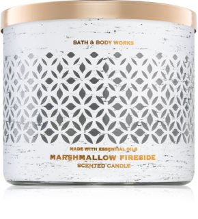Bath & Body Works Marshmallow Fireside doftljus III