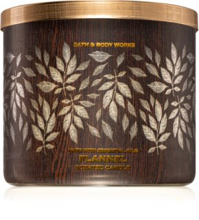 Bath & Body Works Flannel candela profumata III