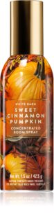 Bath & Body Works Sweet Cinnamon Pumpkin sprej för rummet