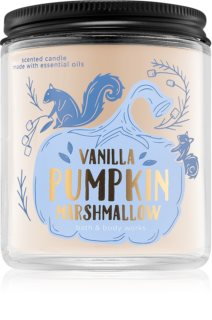 Bath & Body Works Vanilla Pumpkin Marshmallow scented ceramics