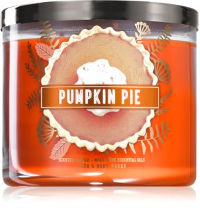 Bath & Body Works Pumpkin Pie mirisna svijeća