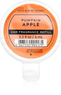 Bath & Body Works Pumpkin Apple ambientador auto recarga