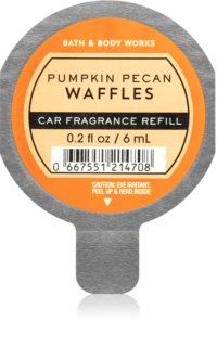 Bath & Body Works Pumpkin Pecan Waffles car air freshener Refill