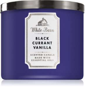 Bath & Body Works Black Currant Vanilla lumânare parfumată