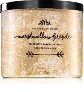 Bath & Body Works Marshmallow Fireside scented candle