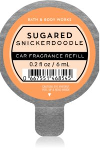 Bath & Body Works Sugared Snickerdoodle car air freshener Refill