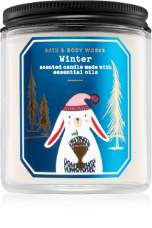 Bath & Body Works Winter vela perfumada II.