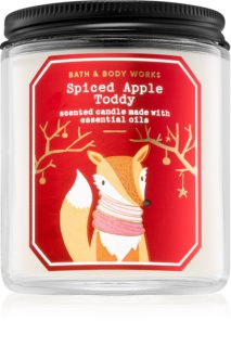 Bath & Body Works Spiced Apple Toddy vela perfumada IV.