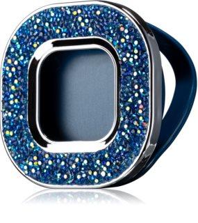 Bath & Body Works Blue Iridescent Glitter soporte para ambientador de coche colgante