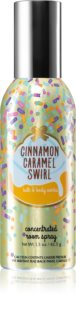 Bath & Body Works Cinnamon Caramel Swirl spray para o lar
