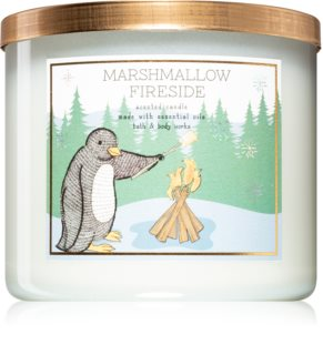 Bath & Body Works Marshmallow Fireside duftkerze