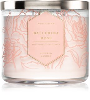 Bath & Body Works Ballerina Rose doftljus