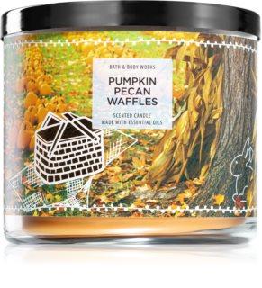 Bath & Body Works Pumpkin Pecan Waffles bougie parfumée II.