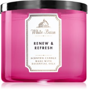 Bath & Body Works Renew & Refresh vonná svíčka