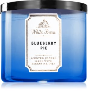 Bath & Body Works Blueberry Pie vonná svíčka I.