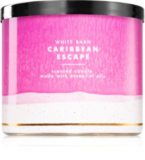 Bath & Body Works Caribbean Escape scented candle