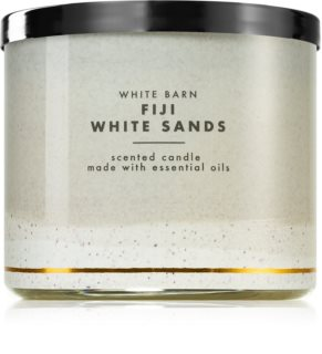 Bath & Body Works Fiji White Sands scented candle I.