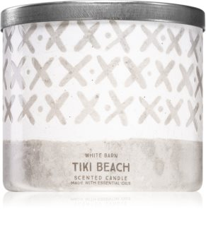 Bath & Body Works Tiki Beach bougie parfumée III.