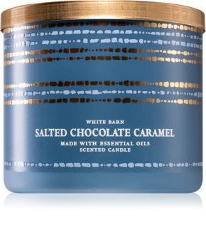 Bath & Body Works Salted Chocolate Caramel vonná svíčka
