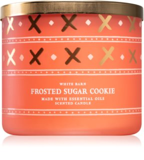 Bath & Body Works Frosted Sugar Cookie scented candle