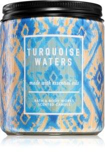 Bath & Body Works Turquoise Waters Duftkerze