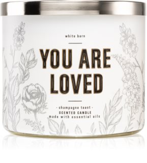Bath & Body Works Toast scented candle