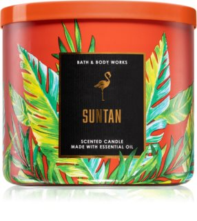 Bath & Body Works Suntan scented candle