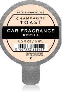 Bath & Body Works Toast ароматизатор для салона автомобиля сменный блок